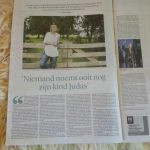 interview in de Trouw