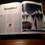 """(Nederlands) Verhaal """"Brandstof"""" opgenomen in kerstnummer van Elsevier Weekblad"""