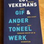 """(Nederlands) Verzamelbundel """"GIF en ander toneelwerk"""""""